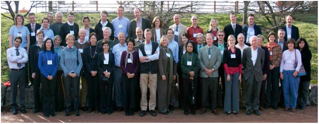 Participantes internacionales guías de manejo de la HHT (Toronto, Canadá 2006)