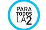"""Logo del Programa """"Para Todos La 2"""""""