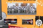 Cartel Concierto Solidario LPGC
