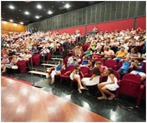 Público en el Concierto Solidario LPGC